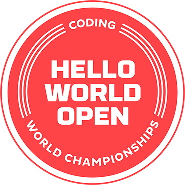 coding hello world open world championship